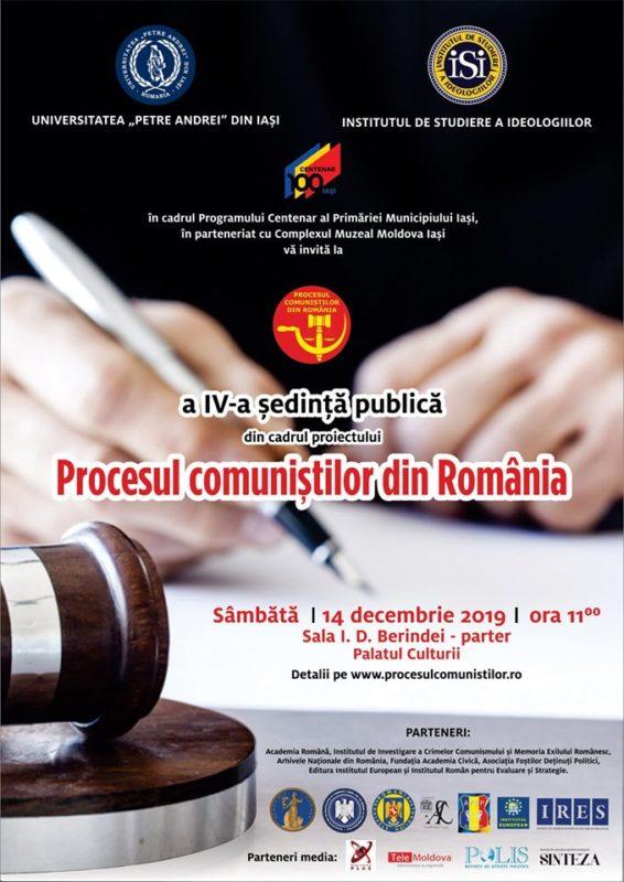 Afis sedinta publica 14 decembrie 2019